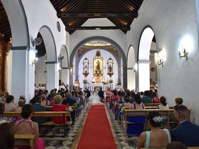 La boda de Fran y MariCarmen en Tolox, Málaga 7