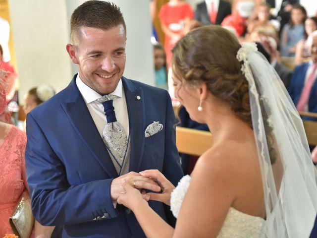 La boda de Fran y MariCarmen en Tolox, Málaga 8