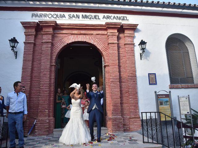 La boda de Fran y MariCarmen en Tolox, Málaga 10
