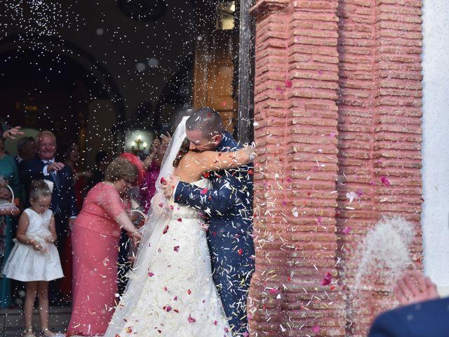 La boda de Fran y MariCarmen en Tolox, Málaga 11
