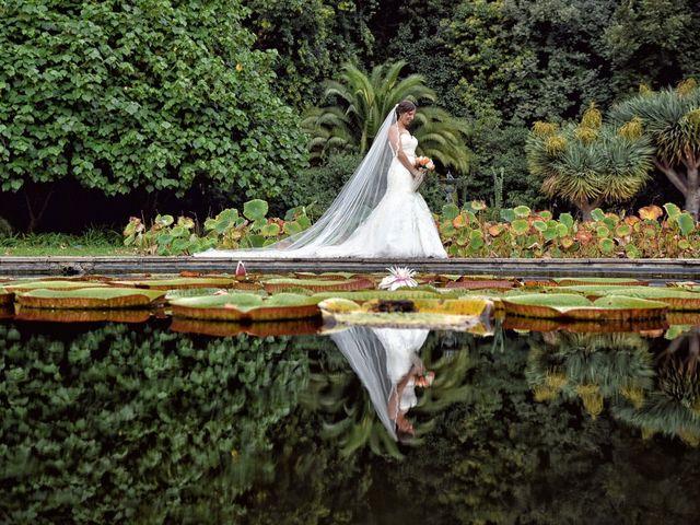 La boda de Fran y MariCarmen en Tolox, Málaga 12