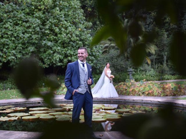 La boda de Fran y MariCarmen en Tolox, Málaga 13
