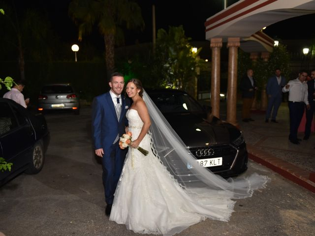 La boda de Fran y MariCarmen en Tolox, Málaga 14