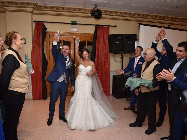 La boda de Fran y MariCarmen en Tolox, Málaga 15