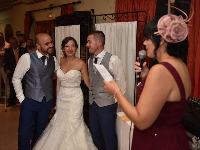 La boda de Fran y MariCarmen en Tolox, Málaga 17