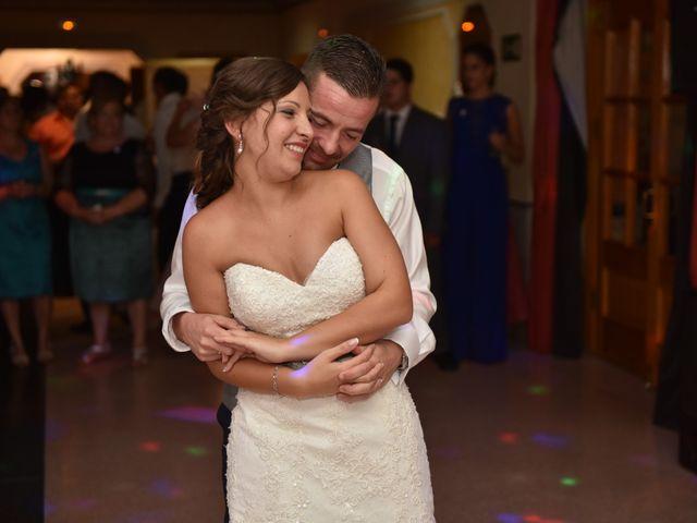 La boda de Fran y MariCarmen en Tolox, Málaga 19