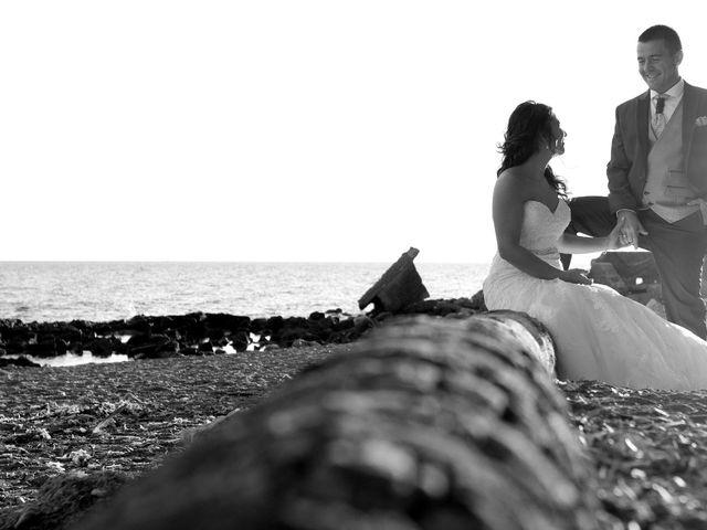 La boda de Fran y MariCarmen en Tolox, Málaga 20