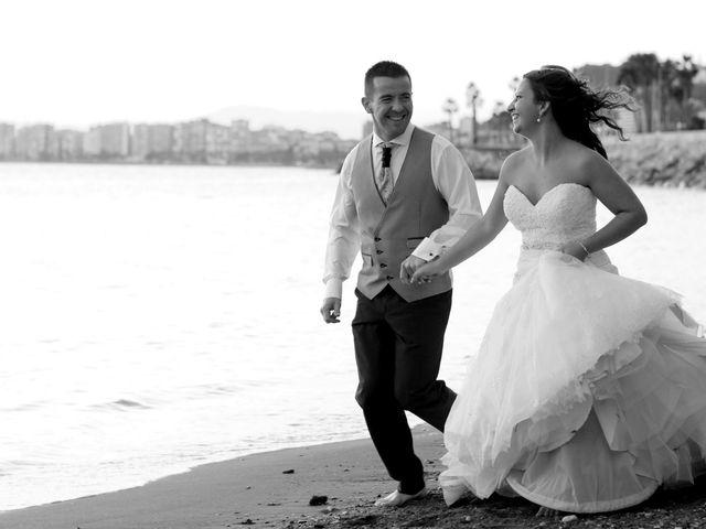 La boda de Fran y MariCarmen en Tolox, Málaga 24