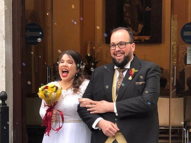 La boda de Andrés y Adriana en Madrid, Madrid 1