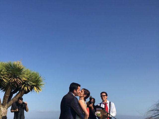 La boda de Iván y Idaira en Santa Brigida, Las Palmas 3