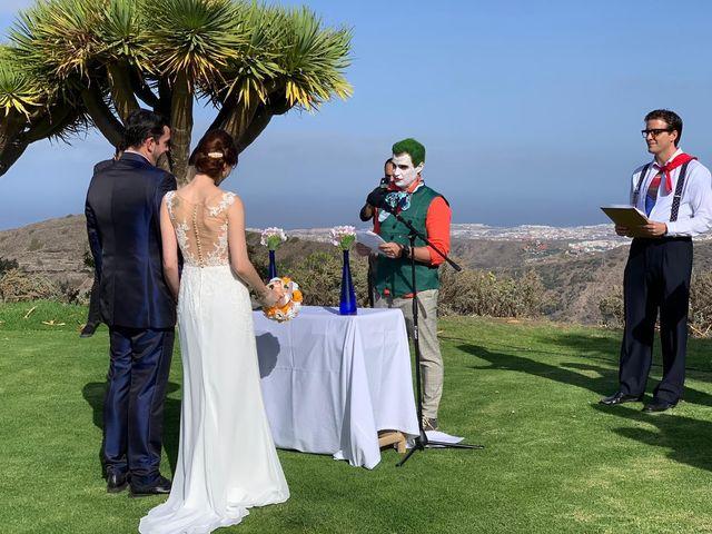 La boda de Iván y Idaira en Santa Brigida, Las Palmas 4