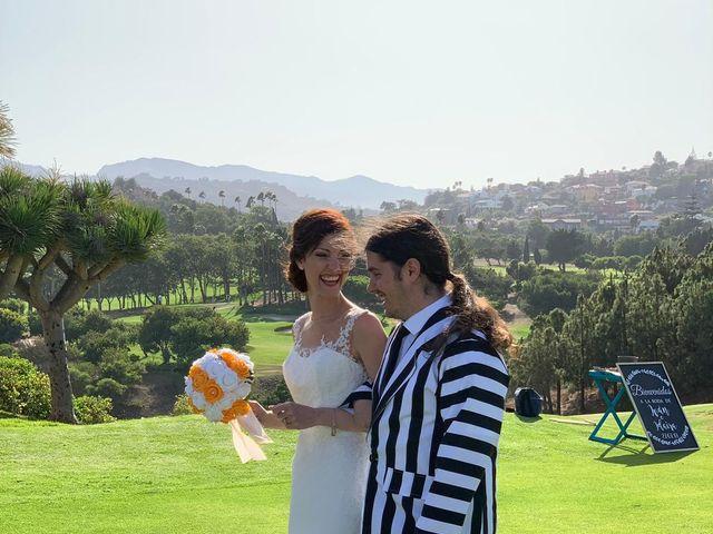 La boda de Iván y Idaira en Santa Brigida, Las Palmas 5