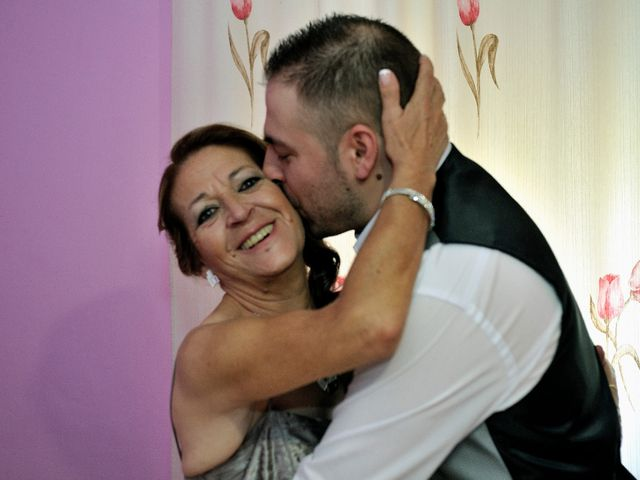 La boda de Alex y Denise en Can Font, Girona 5