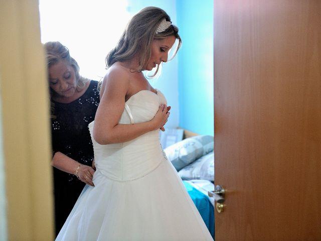 La boda de Alex y Denise en Can Font, Girona 36