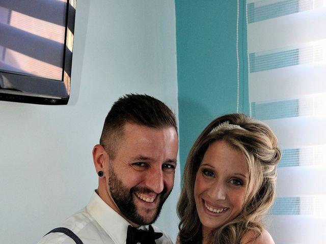 La boda de Alex y Denise en Can Font, Girona 45