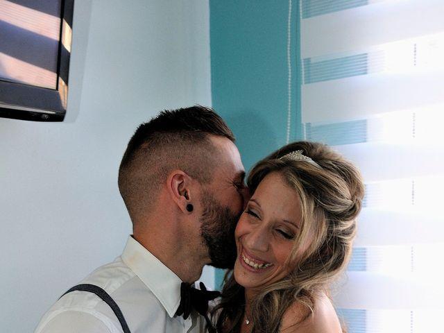 La boda de Alex y Denise en Can Font, Girona 46