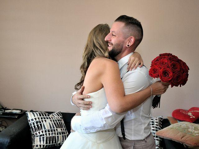 La boda de Alex y Denise en Can Font, Girona 51