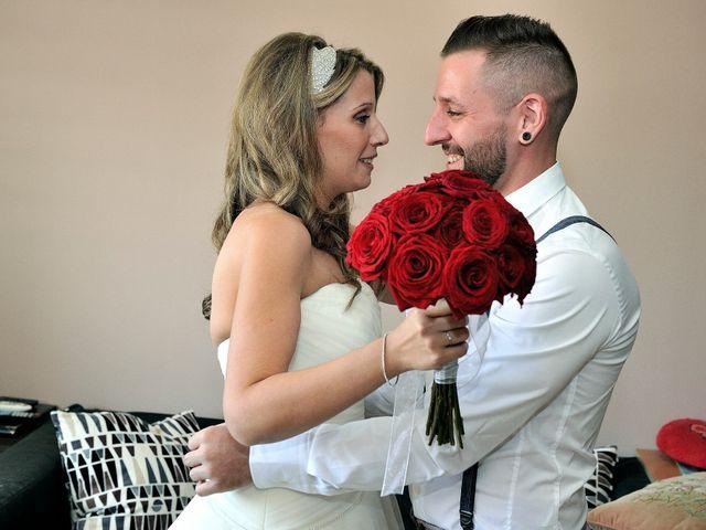 La boda de Alex y Denise en Can Font, Girona 52