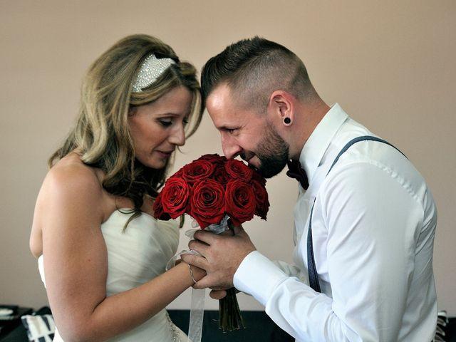 La boda de Alex y Denise en Can Font, Girona 53