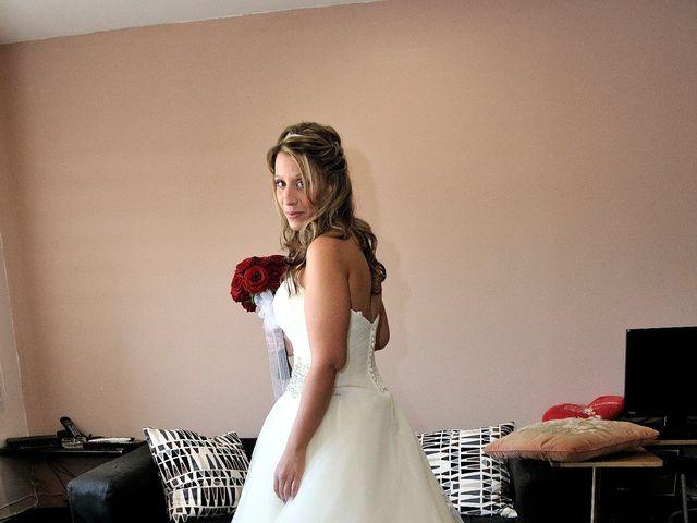 La boda de Alex y Denise en Can Font, Girona 58
