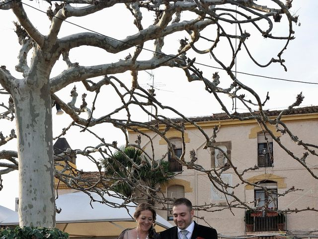 La boda de Alex y Denise en Can Font, Girona 63