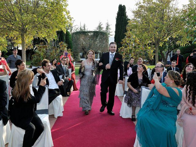 La boda de Alex y Denise en Can Font, Girona 66