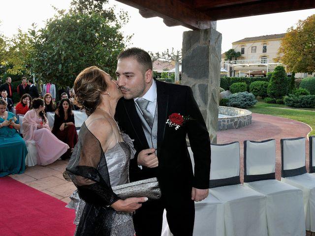 La boda de Alex y Denise en Can Font, Girona 68