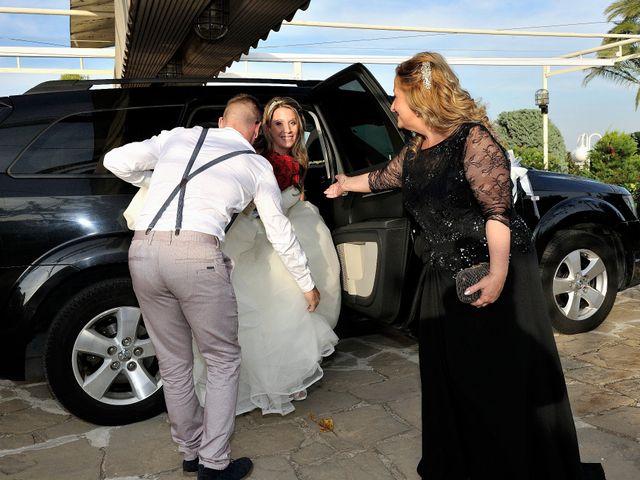 La boda de Alex y Denise en Can Font, Girona 72
