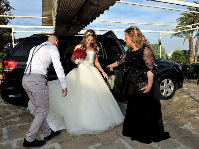 La boda de Alex y Denise en Can Font, Girona 73