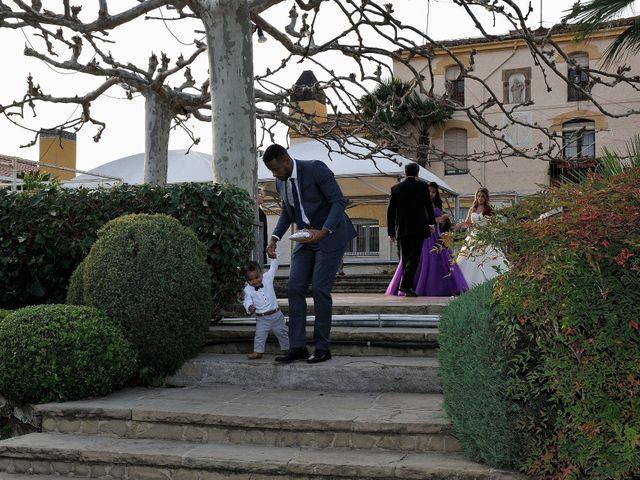 La boda de Alex y Denise en Can Font, Girona 74