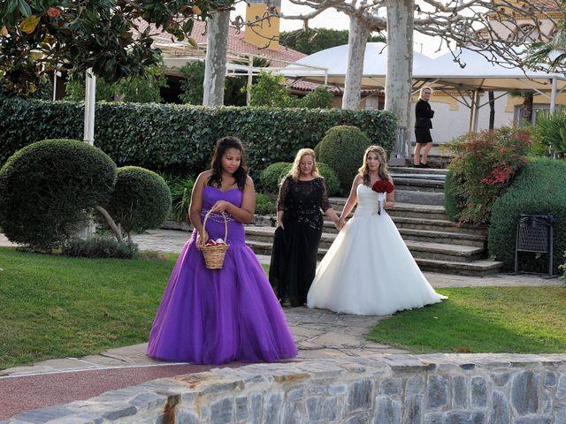 La boda de Alex y Denise en Can Font, Girona 76
