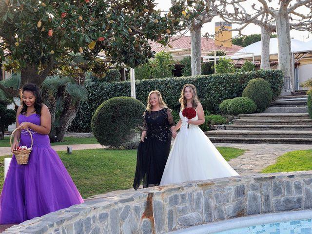 La boda de Alex y Denise en Can Font, Girona 77