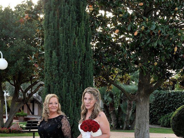 La boda de Alex y Denise en Can Font, Girona 78