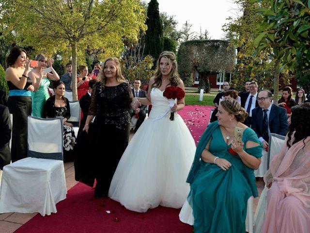 La boda de Alex y Denise en Can Font, Girona 79