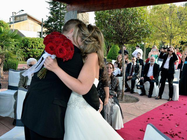 La boda de Alex y Denise en Can Font, Girona 81