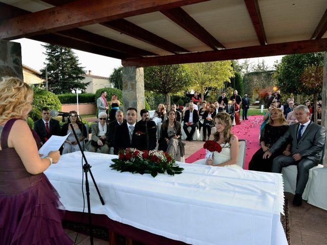 La boda de Alex y Denise en Can Font, Girona 82