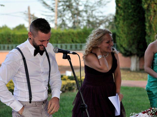 La boda de Alex y Denise en Can Font, Girona 91