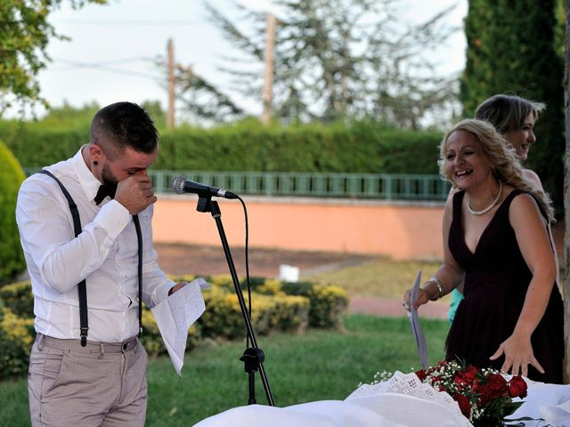 La boda de Alex y Denise en Can Font, Girona 92