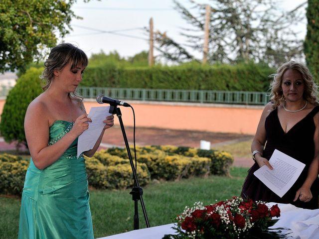 La boda de Alex y Denise en Can Font, Girona 93