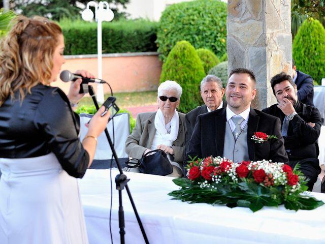 La boda de Alex y Denise en Can Font, Girona 96