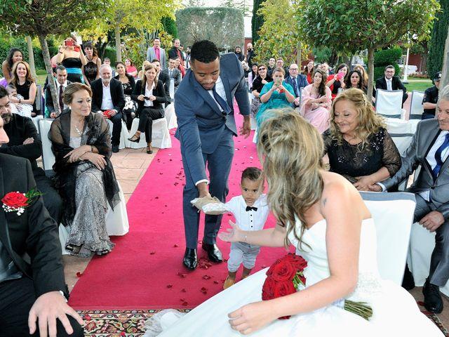 La boda de Alex y Denise en Can Font, Girona 98