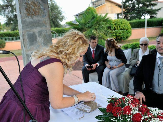 La boda de Alex y Denise en Can Font, Girona 100