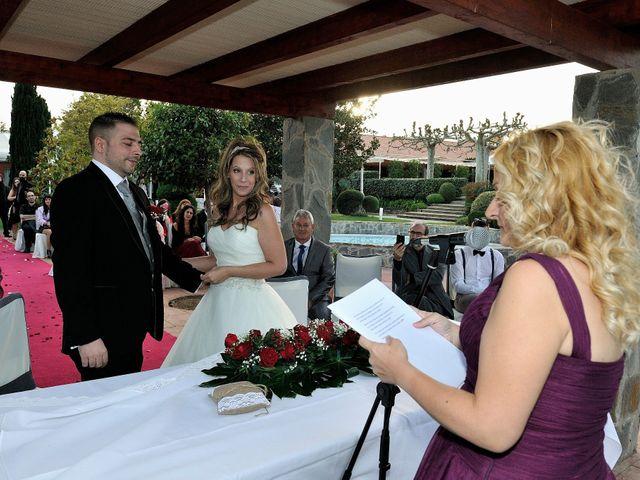La boda de Alex y Denise en Can Font, Girona 102