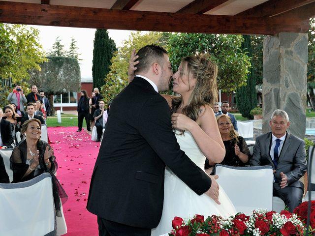 La boda de Alex y Denise en Can Font, Girona 106