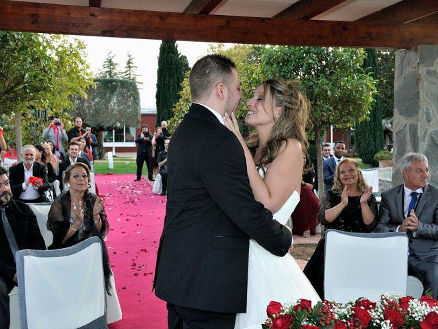La boda de Alex y Denise en Can Font, Girona 108