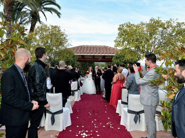 La boda de Alex y Denise en Can Font, Girona 110