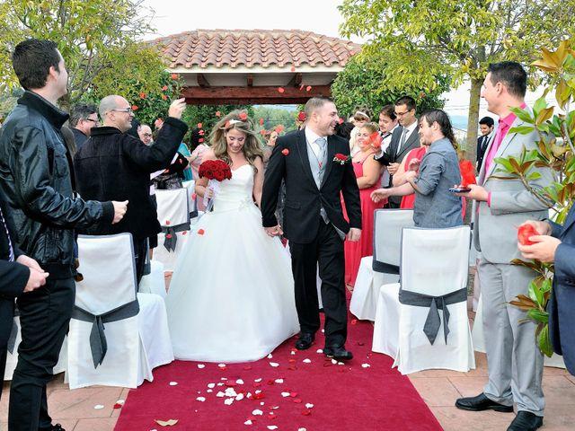 La boda de Alex y Denise en Can Font, Girona 112