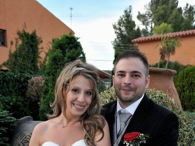 La boda de Alex y Denise en Can Font, Girona 113