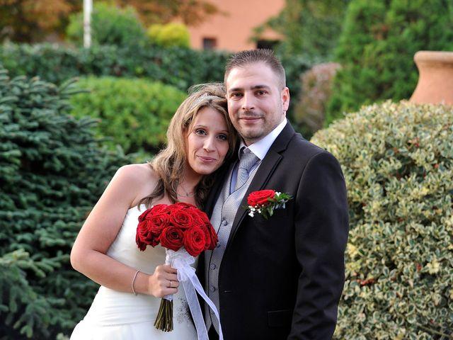 La boda de Alex y Denise en Can Font, Girona 114
