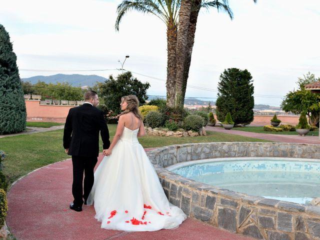 La boda de Alex y Denise en Can Font, Girona 115